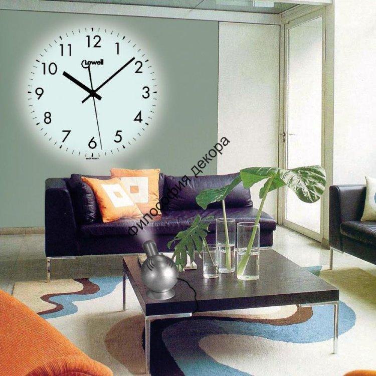 Часы проекционные часы своими руками 41