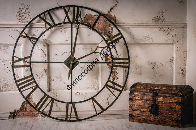 Часы огромные своими руками 94